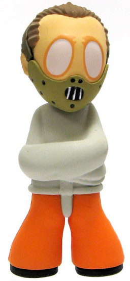 Funko Silence of the Lambs Horror Classics Series 1 Mystery Minis Hannibal Lecter 2.5-Inch Mystery Minifigure [Loose]