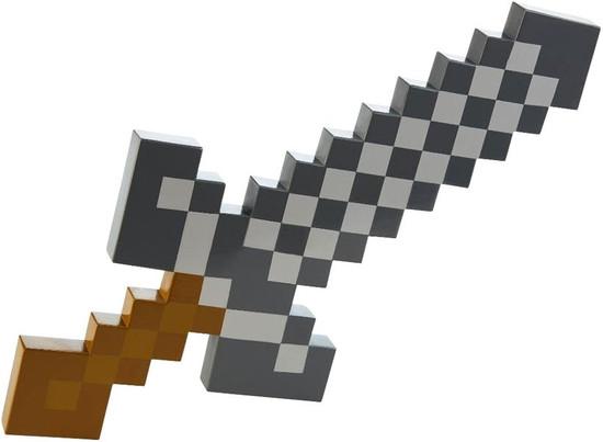 Minecraft Iron Sword Roleplay Toy