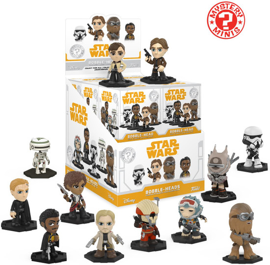 Funko Mystery Minis Solo A Star Wars Story Mystery Box [12 Packs]