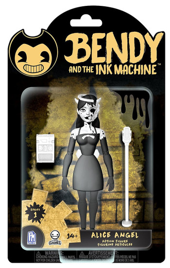 Bendy and the Ink Machine Series 1 Alice Angel Action Figure