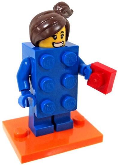 LEGO Minifigures Series 18 Brick Suit Girl Minifigure [Loose]
