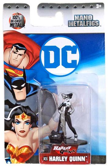 DC Nano Metalfigs Harley Quinn 1.5-Inch Diecast Figure DC55 [DC55]