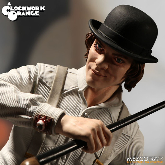 1//6 Scale Action Figure Stand A Clockwork Orange Alex #3