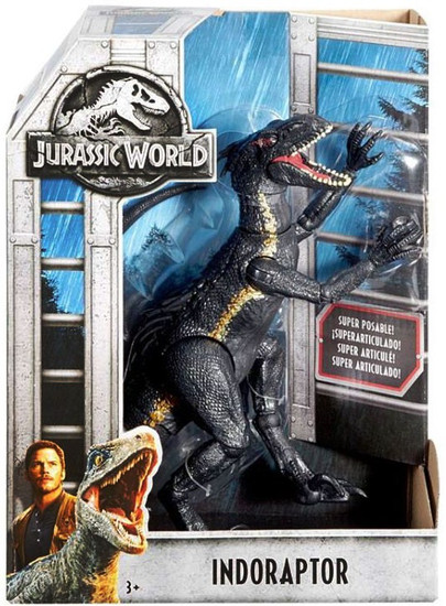 Jurassic World Fallen Kingdom Indoraptor Action Figure