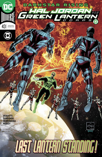 DC Hal Jordan and The Green Lantern Corps #43 Comic Book