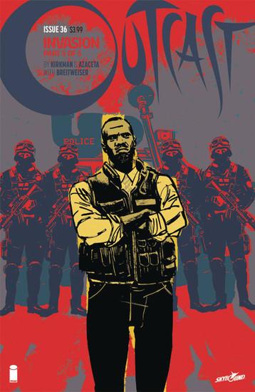 Image Comics Outcast #36 Comic Book