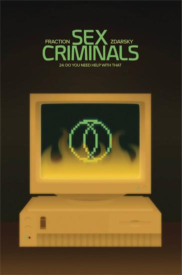 Image Comics Sex Criminals #24 Comic Book