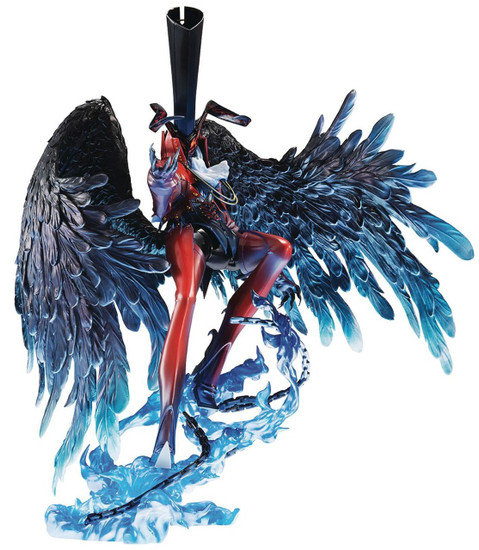 Persona 5 Game Characters Collection DX Arsene 10-Inch Collectible PVC Figure