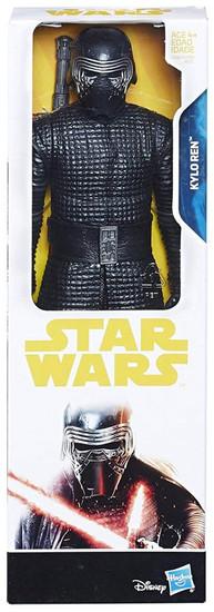 Star Wars The Last Jedi Kylo Ren Deluxe Action Figure