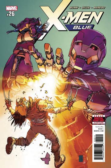 Marvel Comics X-Men Blue #26 Comic Book