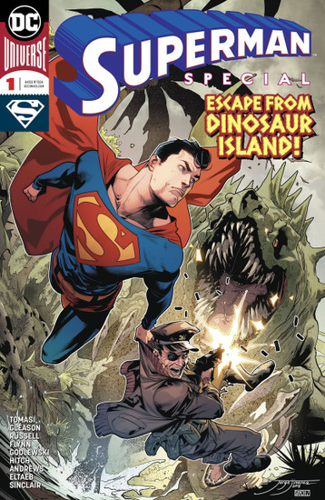 DC Superman #1 Special Comic Book
