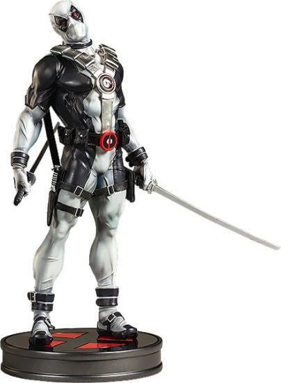 Marvel X-Men Premium Format Resin Deadpool Statue [X-Force]
