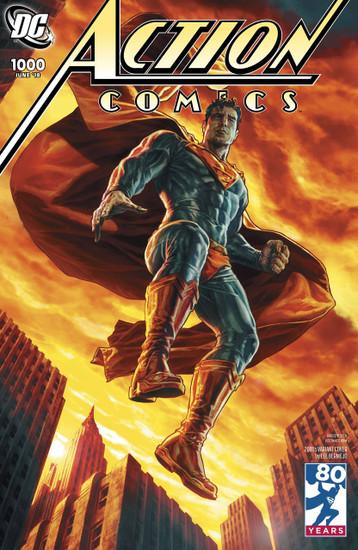 DC Action Comics #1000 Comic Book [2000s Variant]