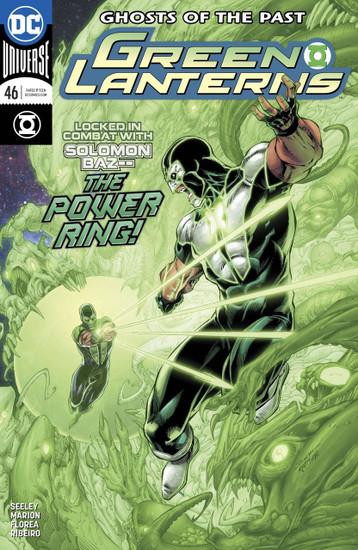 DC Green Lanterns #46 Comic Book