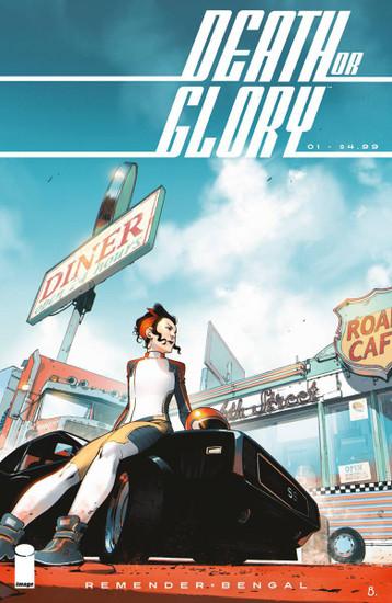Image Comics Death or Glory #1 Comic Book