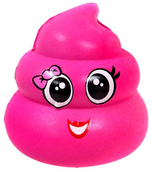 Poo Doo Pink Squeeze Toy