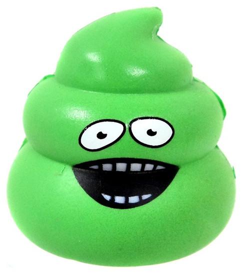 Poo Doo Green Squeeze Toy