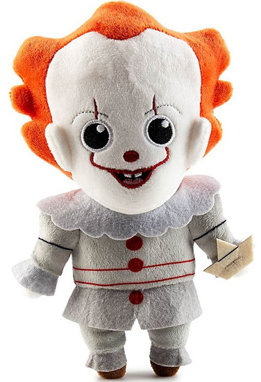 IT Movie (2017) Phunny Pennywise Plush (Pre-Order ships January)
