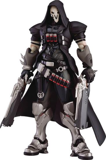 Overwatch Figma Reaper Action Figure