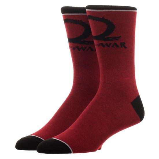 God of War Omega Crew Socks
