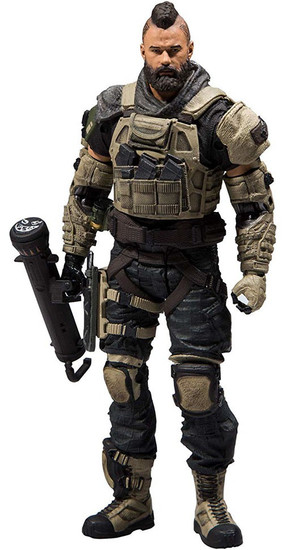 """McFarlane Toys Call of Duty Series 1 Donnie """"Ruin"""" Walsh Action Figure"""
