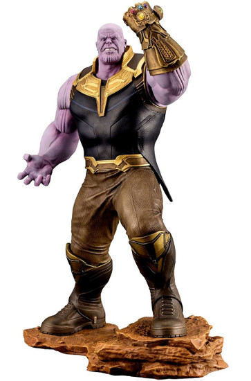 Marvel Avengers Infinity War ArtFX+ Thanos Statue [Infinity War]