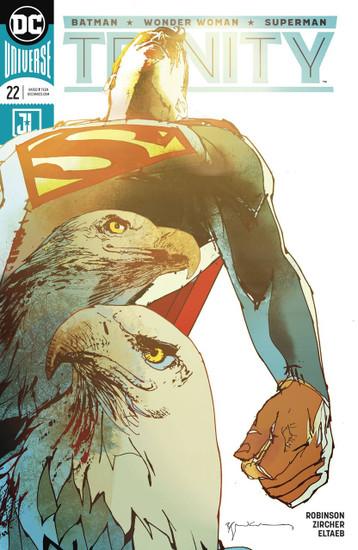 DC Trinity #22 Comic Book [Variant]