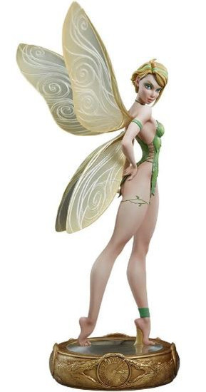 J. Scott Campbell Fairytale Fantasies Collection Tinkerbell 12-Inch Statue [Regular Version]