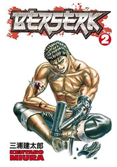 Dark Horse Berserk Volume 2 Manga Trade Paperback