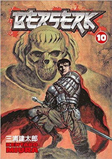 Dark Horse Berserk Volume 10 Manga Trade Paperback