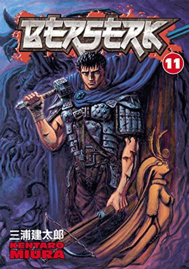 Dark Horse Berserk Volume 11 Manga Trade Paperback