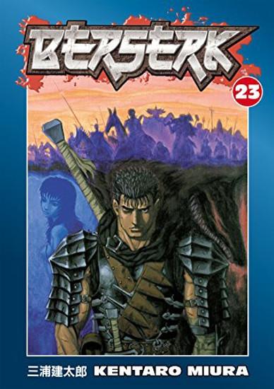 Dark Horse Berserk Volume 23 Manga Trade Paperback