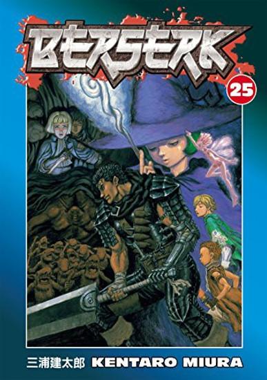 Dark Horse Berserk Volume 25 Manga Trade Paperback