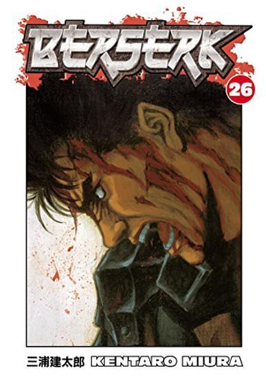 Dark Horse Berserk Volume 26 Manga Trade Paperback