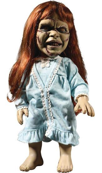 The Exorcist Regan MacNeil Mega Scale Talking Action Figure