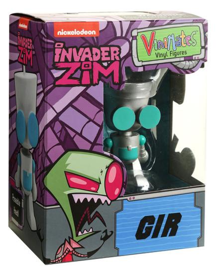 Invader Zim Gir Exclusive Vinyl Figure