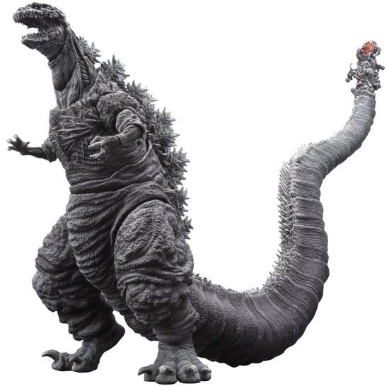 Godzilla 2016 S.H. Monsterarts Shin Godzilla Action Figure [Fourth Form Frozen Version]