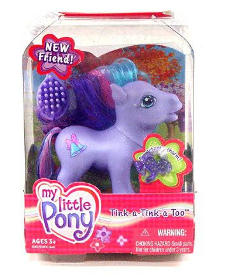 My Little Pony Classic Tink-a-Tink-a-Too Figure [Damaged Package]
