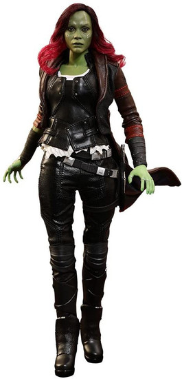Marvel Guardians of the Galaxy Vol. 2 Gamora Collectible Figure