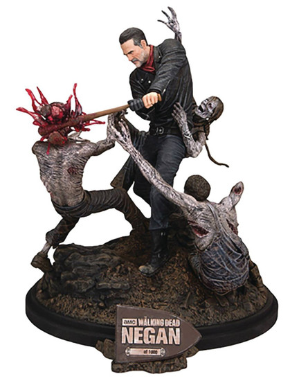 McFarlane Toys The Walking Dead Negan 12-Inch Limited Edition Statue