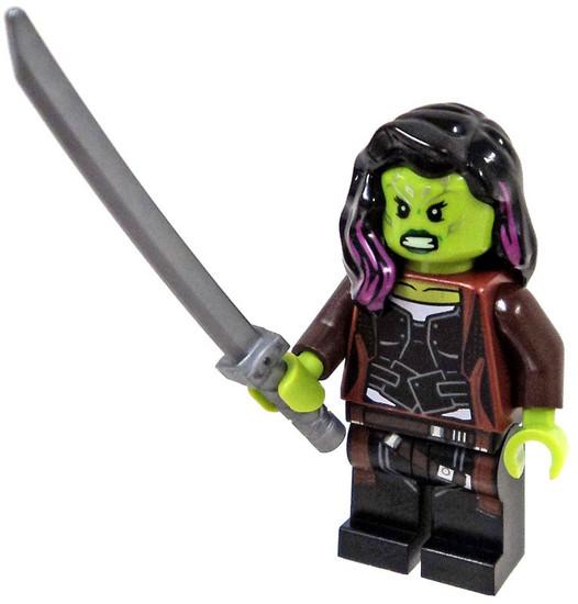 LEGO Marvel Avengers Infinity War Gamora Minifigure [Loose]