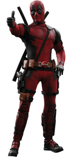 Marvel Deadpool 2 Deadpool Collectible Figure MMS490