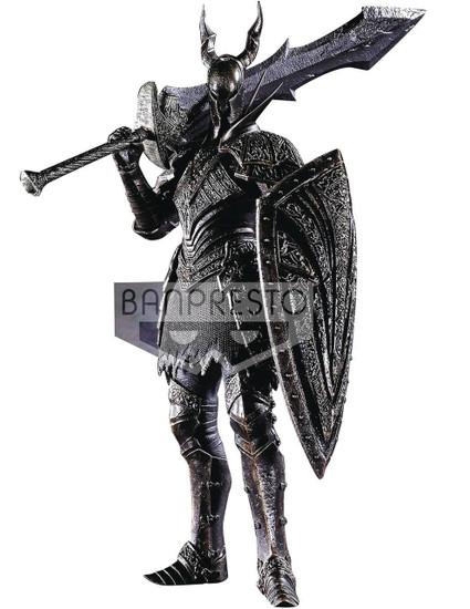 Dark Souls DXF Sculpt Collection Black Knight 7.8-Inch PVC Figure Vol.3