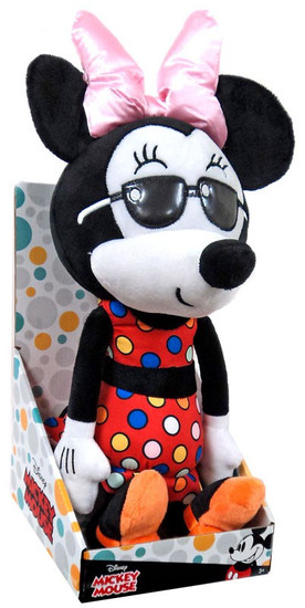 Disney Summer Minnie Mouse Exclusive 17-Inch Plush [Sunglasses]