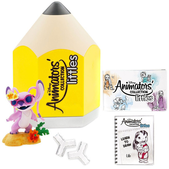Disney Littles Animators' Collection Series 4 Exclusive Mystery Pack [Yellow]