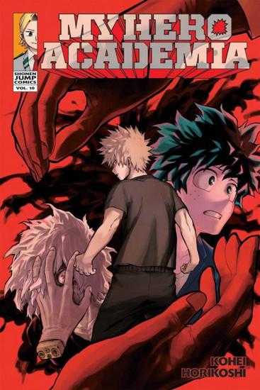 My Hero Academia Volume 10 Manga Trade Paperback