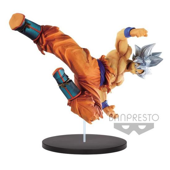 Dragon Ball Super FES!! Ultra Instinct Son Goku 7.9-Inch Collectible PVC Figure