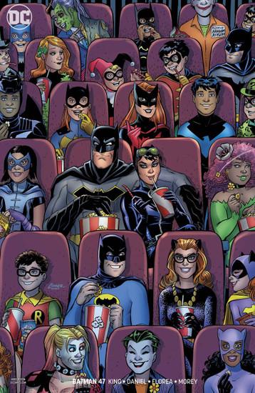 DC Batman #47 Comic Book [Variant]