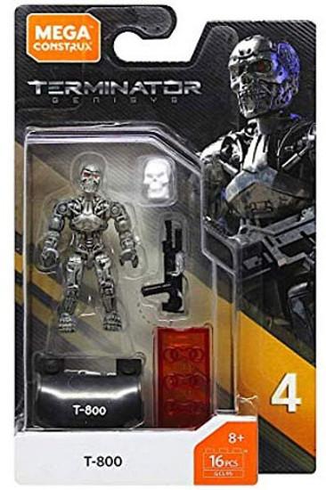 Terminator Heroes Series 4 T-800 Mini Figure