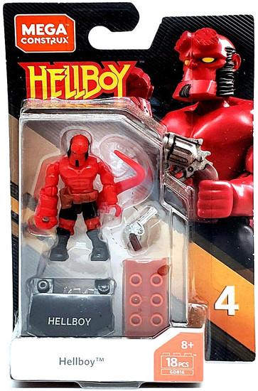 Heroes Series 4 Hellboy Mini Figure